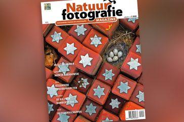 Natuurfotografie Magazine cover editie 59 nummer 5 2020