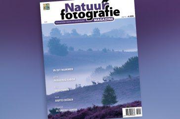 Natuurfotografie Magazine cover nummer 6 2020