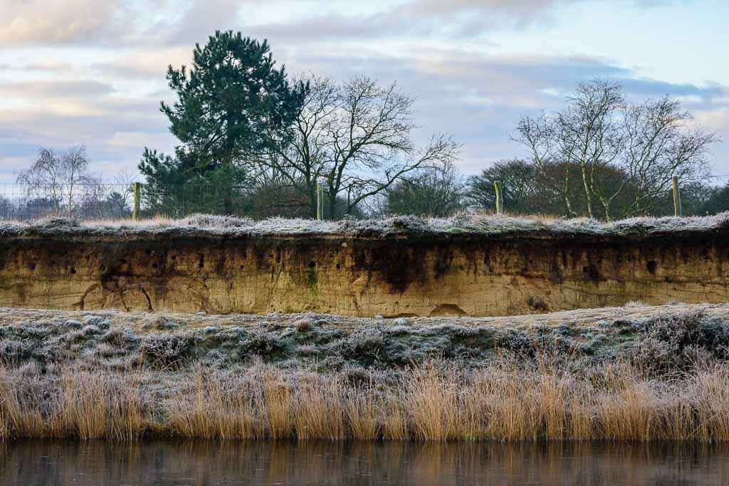 Winter in de Groeve