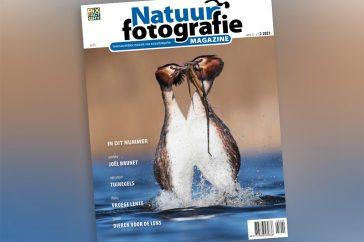 Natuurfotografie Magazine cover editie 52