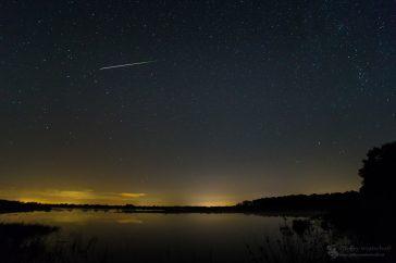 Perseiden Meteoren