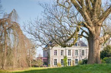 Sandwijck met huis en boom