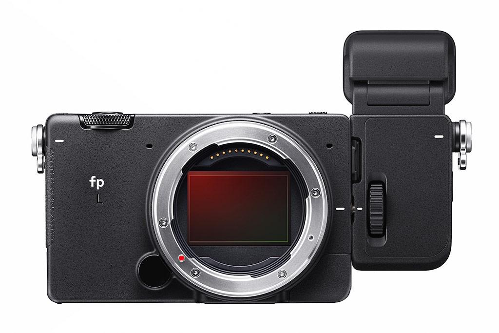 SIGMA fp L; 's werelds kleinste fullframe systeemcamera