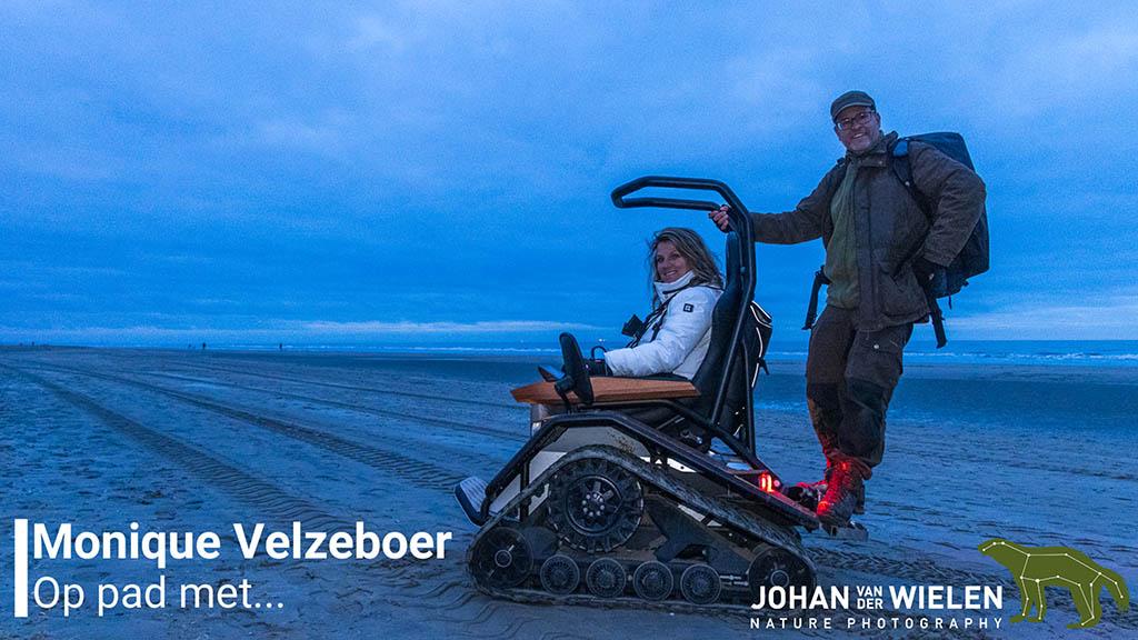 VLOG: Op pad met Monique Velzeboer