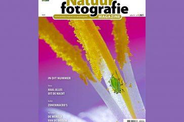 Cover Natuurfotografie Magazine editie 54