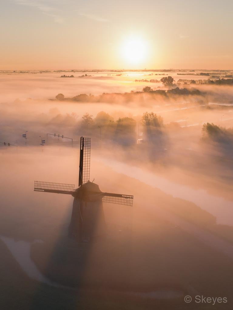 Mist Noord-Holland