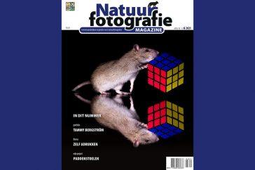 De cover van Natuurfotografie Magazine editie 56.